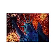 Lady Liberty Magnets