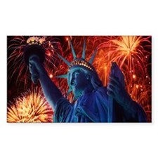 Lady Liberty Decal