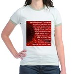 Motherhood Jr. Ringer T-Shirt
