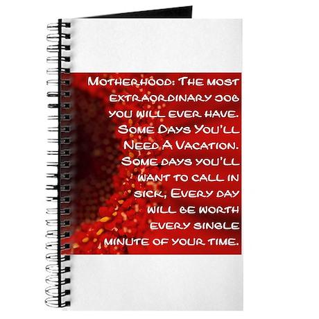 Motherhood Journal