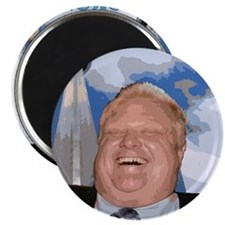 Rob Ford Mayor of Toronto Magnets