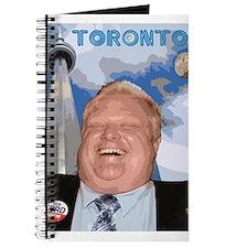 Rob Ford Mayor of Toronto Journal
