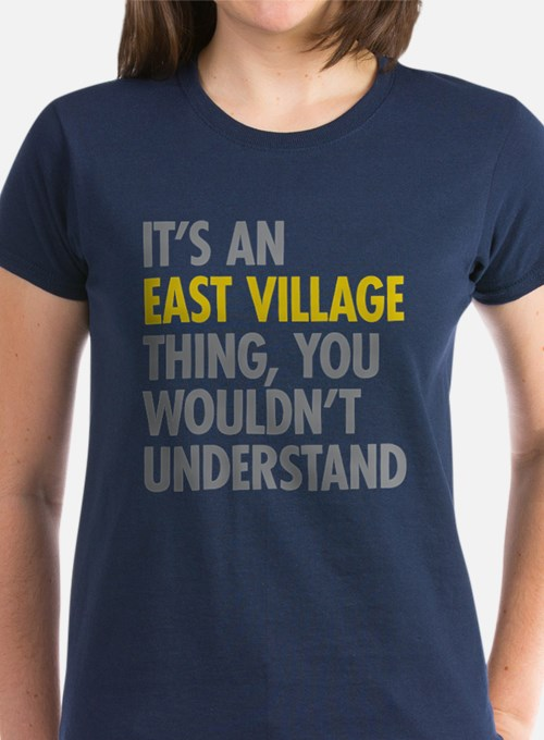 East Village Thing Tee