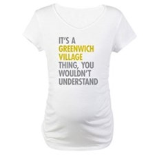 Greenwich Village Thing Shirt