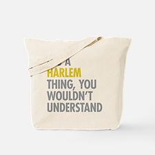 Harlem Thing Tote Bag