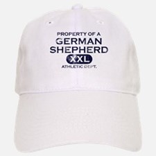 Property of German Shepherd Baseball Baseball Cap