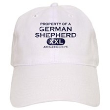 Property of German Shepherd Baseball Cap