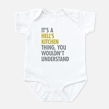 Hells Kitchen Thing Infant Bodysuit