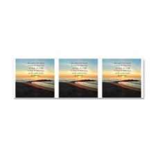 SERENITY PRAYER Car Magnet 10 x 3