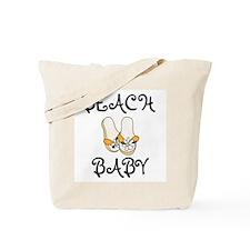 Flip Flops Beach Baby Tote Bag