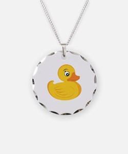 Rubber Ducky Necklace