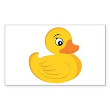 Rubber Ducky Decal