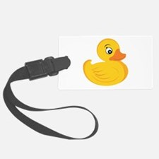 Rubber Ducky Luggage Tag