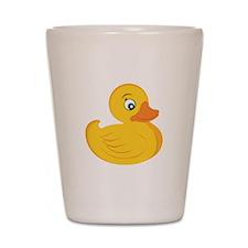 Rubber Ducky Shot Glass