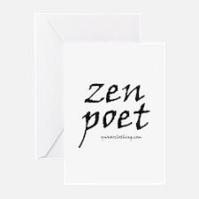 Zen Poet Greeting Cards (Pk of 10)