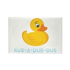Rub A Dub Dub Magnets