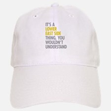 Lower East Side Thing Baseball Baseball Cap