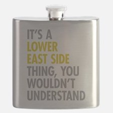 Lower East Side Thing Flask