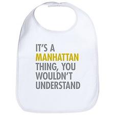Manhattan Thing Bib