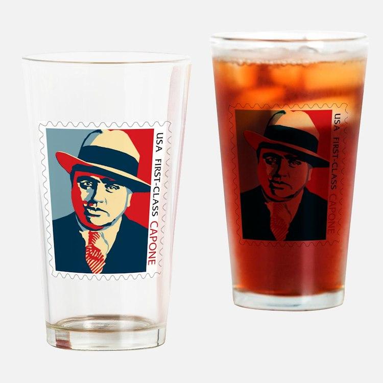 Cute Al Drinking Glass