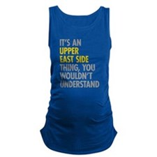 Upper East Side Thing Maternity Tank Top