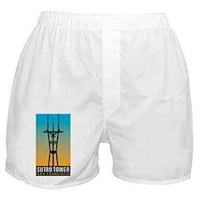 Sutro Tower Boxer Shorts