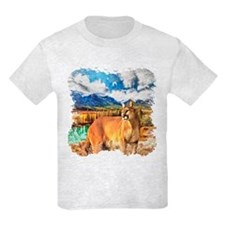 River Cougar T-Shirt
