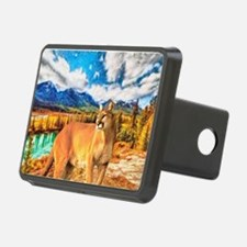River Cougar Hitch Cover
