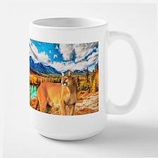 River Cougar Mug