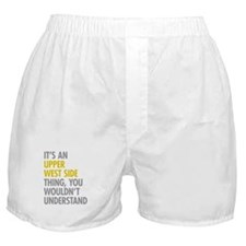 Upper West Side Thing Boxer Shorts
