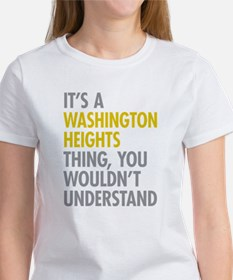 Washington Heights Thing Women's T-Shirt
