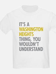 Washington Heights Thing T-Shirt