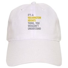 Washington Heights Thing Baseball Cap