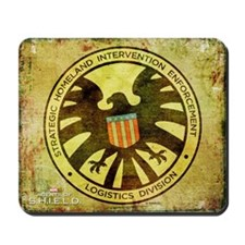 MAOS Vintage Shield Mousepad