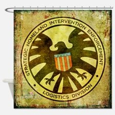MAOS Vintage Shield Shower Curtain