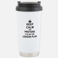 Cute School Travel Mug