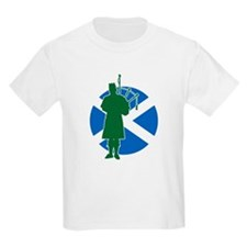 Scottish Piper T-Shirt