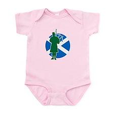 Scottish Piper Infant Bodysuit