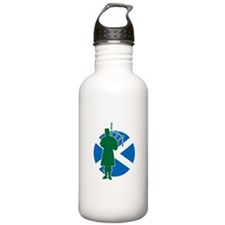 Scottish Piper Water Bottle