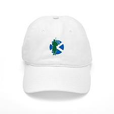 Scottish Piper Baseball Cap