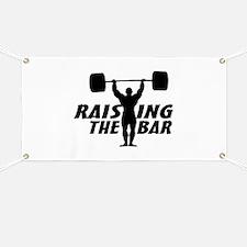 Raising The Bar Banner