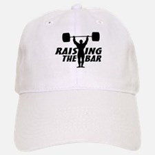 Raising The Bar Baseball Baseball Cap