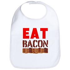 Eat Bacon Bib