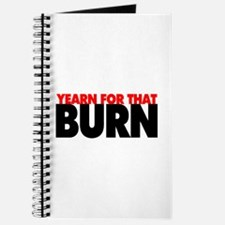 Yearn For That Burn Journal