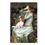 Ophelia & Cavalier Postcards (Package of 8)