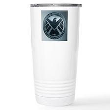MAOS Brush Metal Shield Travel Mug