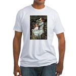 Ophelia & Cavalier Fitted T-Shirt