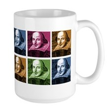 Renaissance Shakespeare Mugs