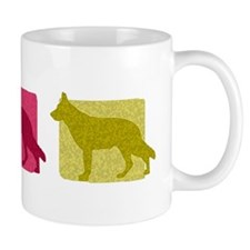CR German Shepherd Mug