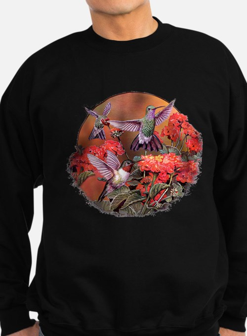3 Hummingbirds Sweatshirt
